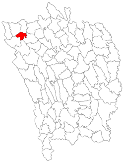 Location of Rafaila