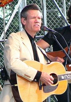 Randy Travis American singer