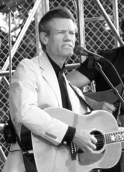 Picture of a band or musician: Randy Travis