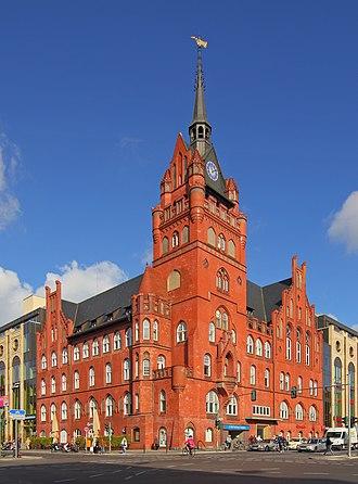 Steglitz - Town Hall