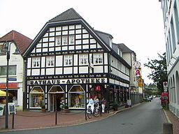 Rathausapotheke Kamen