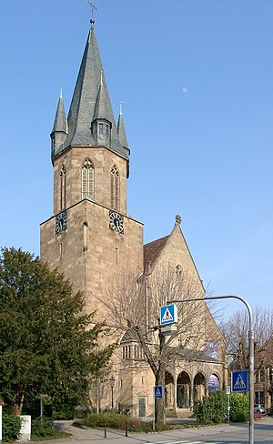 Rauenberg, Kraichgau - Saint Peter and Paul Church