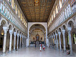 Ravenna, sant'apollinare nuovo, int. 02.JPG