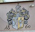 Ravensburg Marienplatz15 Waldhorn Wappen.jpg