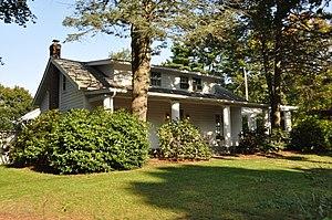 Brackett House (Reading, Massachusetts) - Image: Reading MA Brackett House