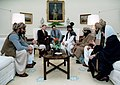 Reagan sitting with people from the Afghanistan-Pakistan region in February 1983.jpg