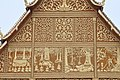 Red- gold is the favourite colour scheme in Laotian temples (14339304429).jpg