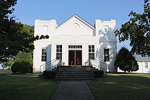 Adams, Tennessee - Red River Baptist Church
