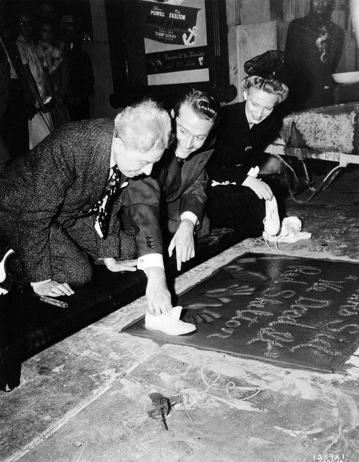 Red Skelton Graumans 1942