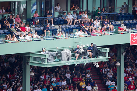 Red Sox Yankees Game Boston July 2012-7.jpg