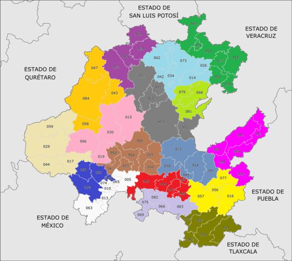 gobierno del estado de hidalgo wikipedia la
