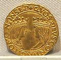 Regno di napoli, ferdinando d'aragona e isabella di castiglia, oro, 1503-1504.JPG