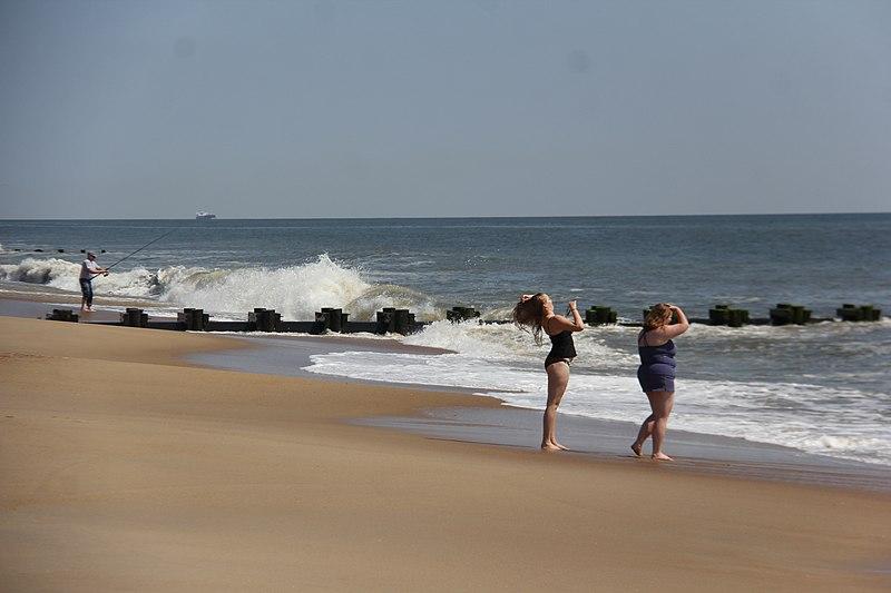 Praias perto de Washington