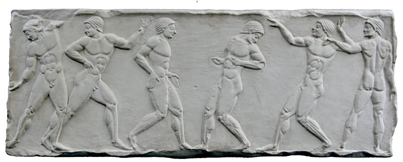 Relief greek ballplayers 500bC.jpg
