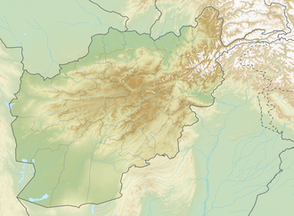 Chaiber-Pass (Afghanistan)