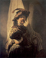 Rembrandt - Portrait of an Ensign 1636.jpg