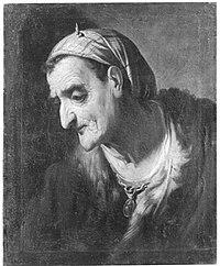 Rembrandt (Harmensz. van Rijn) (^) - Bildnis einer alten Frau - 1261 - Bavarian State Painting Collections.jpg