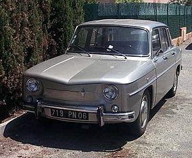 renault 4 sv 1955