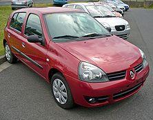 "Renault Clio II ""Campus"" (modèle 2006)"