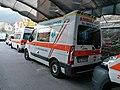 Renault Master 3° serie Ambulanza Croce Bianca retro - Noli.jpg