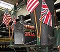 "Replica of Camden & Amboy Railroad's ""John Bull"" steam locomotive 4 (27685304186).jpg"