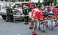 Rescue to the victim, fireman and red cross (exercise) (3).jpg