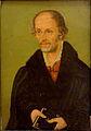 Retrato de Philip Melanchton (Lucas Cranach el Joven, atribuido).JPG