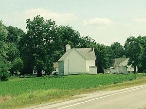 Reynoldsville, Illinois - Gospel of the Kingdom church