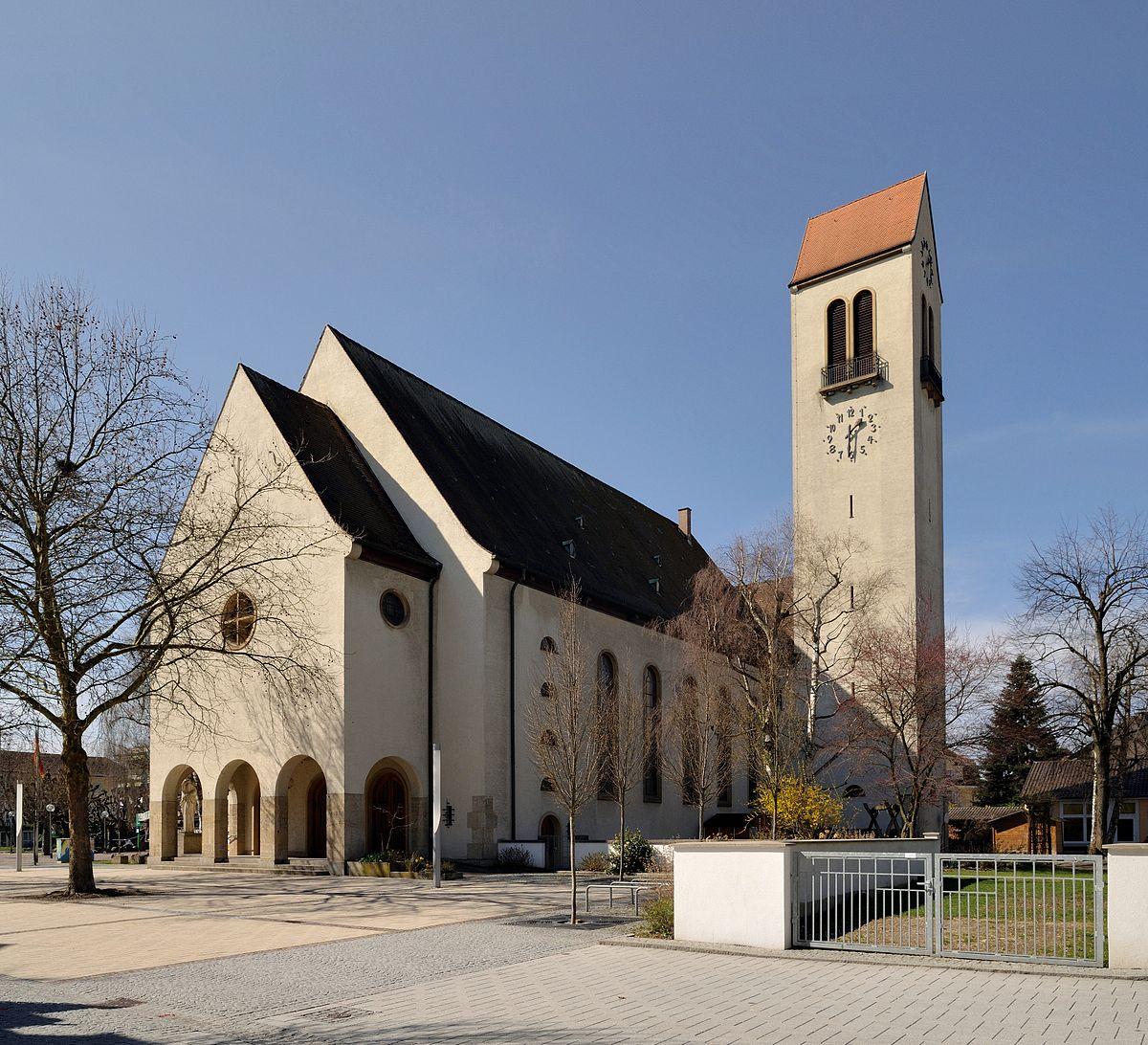 Christuskirche rheinfelden baden wikipedia for Freibad rheinfelden baden