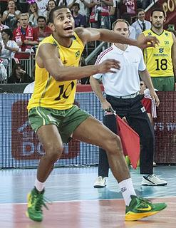 Ricardo Lucarelli Brazilian volleyball player