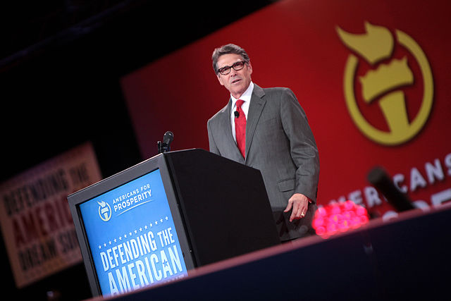 Rick Perry, From WikimediaPhotos