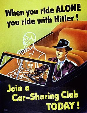 World War II agitprop from the United States g...