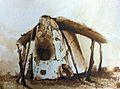 Ritók Lajos kemence diópác akvarell akvarell 01.jpg