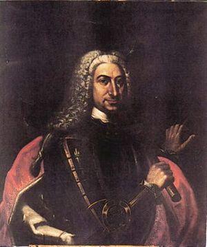 Giuseppe Gonzaga, Duke of Guastalla - Portrait of Giuseppe Gonzaga, Duke of Guastalla.