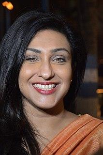Rituparna Sengupta Indian actress