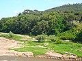 Riu Congost - aiguabarreig amb el Mogent P1180269.JPG