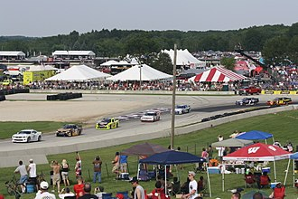 2011 NASCAR Nationwide Series - The Bucyrus 200 at Road America in June
