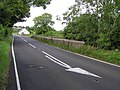 Road at Blairmount - geograph.org.uk - 226699.jpg