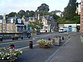 Road junction from bridge, Dunblane. - geograph.org.uk - 1505186.jpg