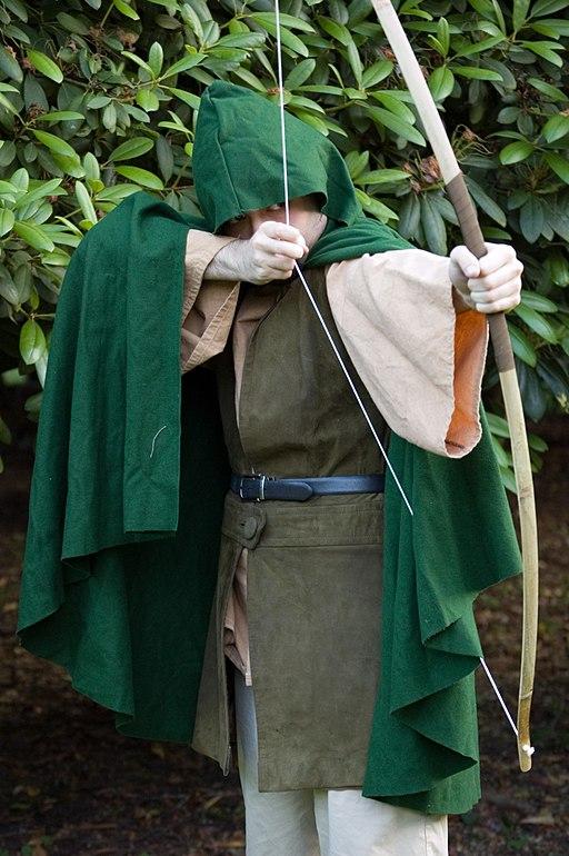 Robin Hood (Theater Schmeater, Pt1)