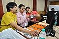 Robot Building Session - Workshop on Organising Indian and World Robot Olympiad - NCSM - Kolkata 2016-03-07 2282.JPG