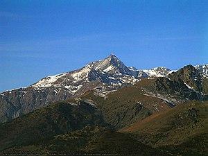 Graian Alps - Rocciamelone