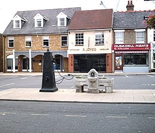 Rochford Human settlement in England