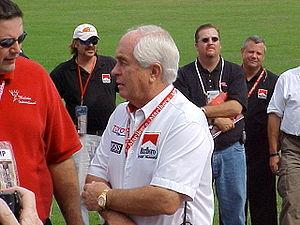Roger Penske - Penske in 2005