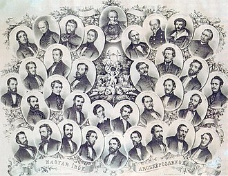 Hungarian literature - The greatest authors and poets in the Hungarian literature of the 18th century