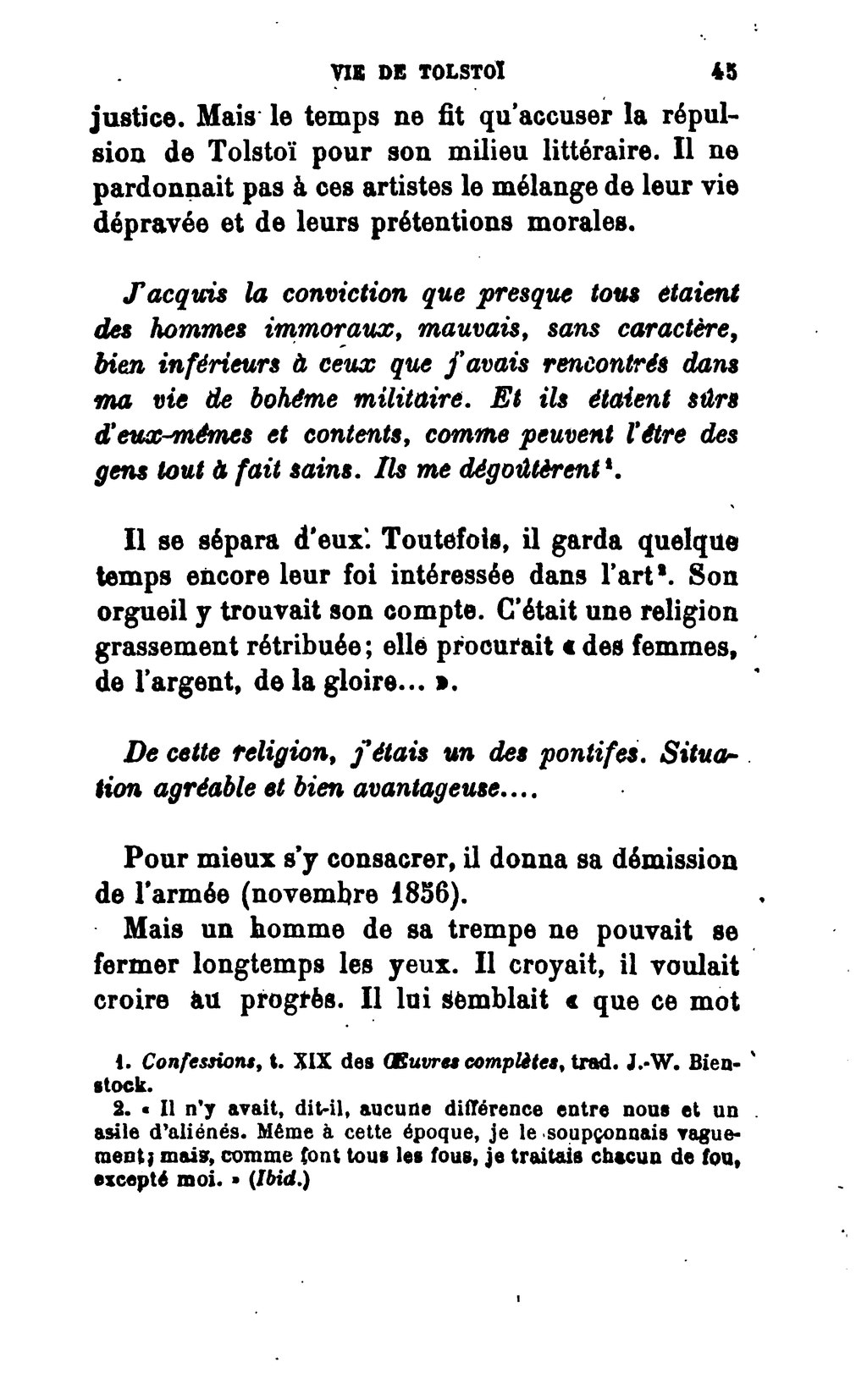Page Rolland Vie De Tolstoi Djvu 51 Wikisource