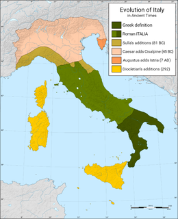 Military history of Italy