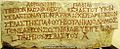 Roman Inscription in Roma, Mus. Civ. Rom. (Kopie), (EDH - F010035).jpeg