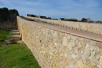 Porto Torres - Roman bridge.