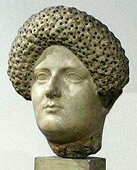 Domicja Longina, żona cesarza Domicjana